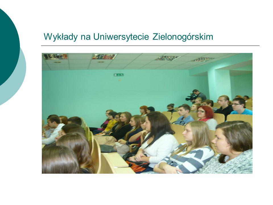 Wykłady na Uniwersytecie Zielonogórskim