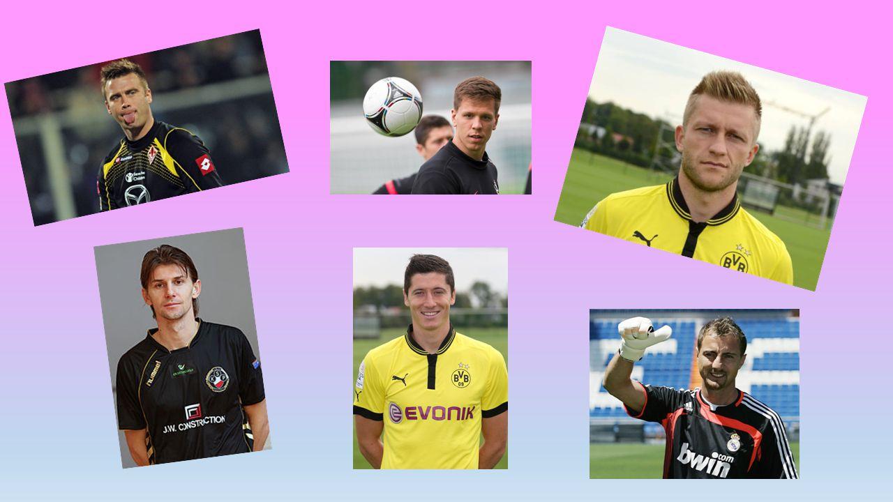 Najbardziej znani zagraniczni piłkarze: Najbardziej znanymi piłkarzami z poza Polski są: Lionel Messi Cristiano Ronaldo Neymar da Silva Santos Júnior