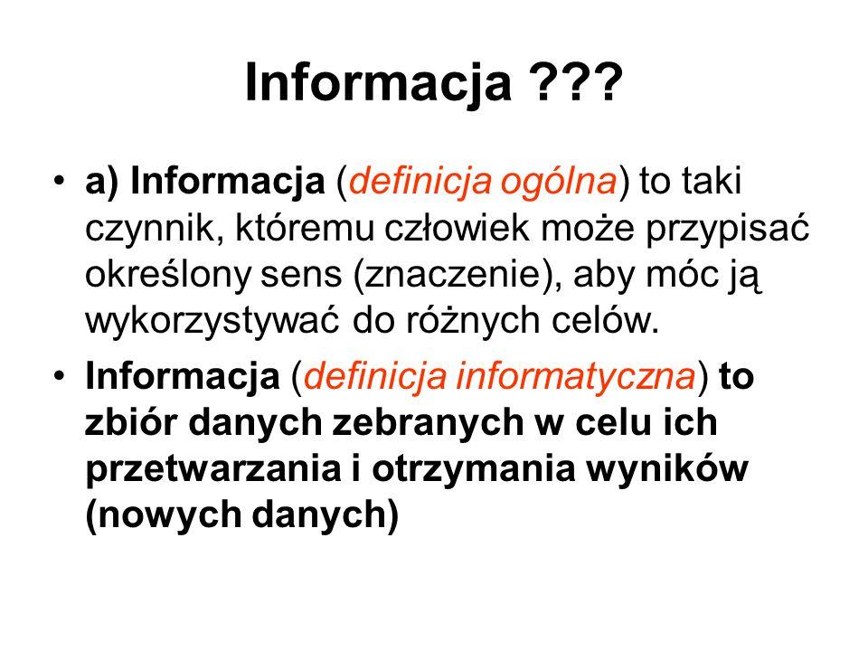 Informacja ??.
