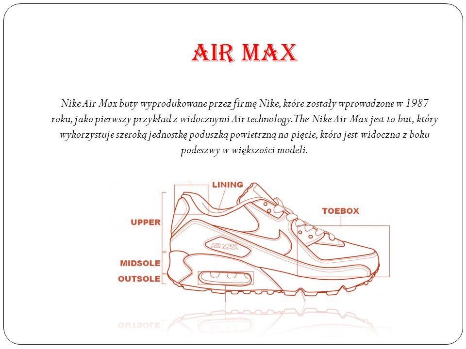 BUDOWA BUTA ACHILLES' NOTCH – specjalnie uformowana w kształcie litery V górna część cholewki buta, zabezpieczająca ścięgno Achillesa przed uszkodzeniem FLEX POINT – wcięcie w podeszwie ułatwiające jej zginanie się LINING – wyściółka wewnątrz buta MIDSOLE – środkowa część podeszwy, wykonana zazwyczaj z materiałów absorbujących uderzenia, takich jak pianki lub specjalne rodzaje gumy, mieszcząca różnego rodzaju systemy amortyzujące stopę podczas chodzenia OUTSOLE/OUTER SOLE – zewnętrzna część podeszwy, wykonana z innego rodzaju materiału niż midsole, z reguły takiego który zapewnia dobrą przyczepność i nie ściera się łatwo SYSTEM - element w środpodeszwiu zapewniający amortyzację i zazwyczaj absorbujący energie powstała podczas uderzeń stopy o grunt TOEBOX - przednia część buta, w której znajdują się palce UPPER - wierzch buta