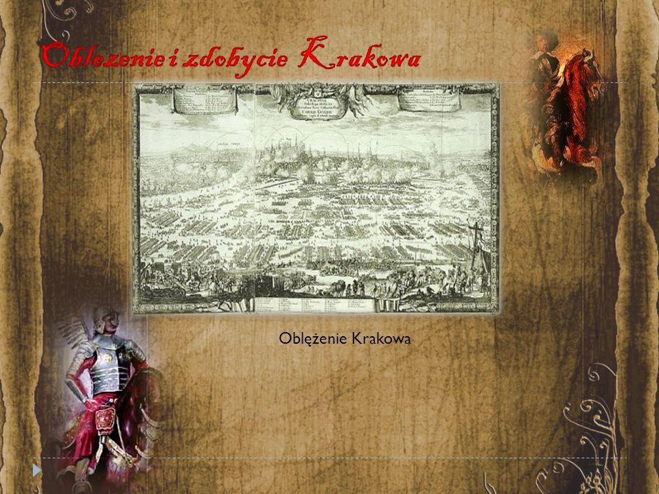 Oblężenie Krakowa