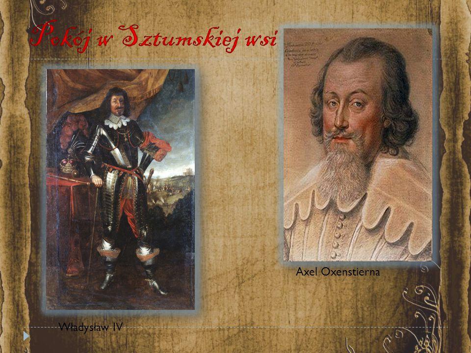 Władysław IV Axel Oxenstierna