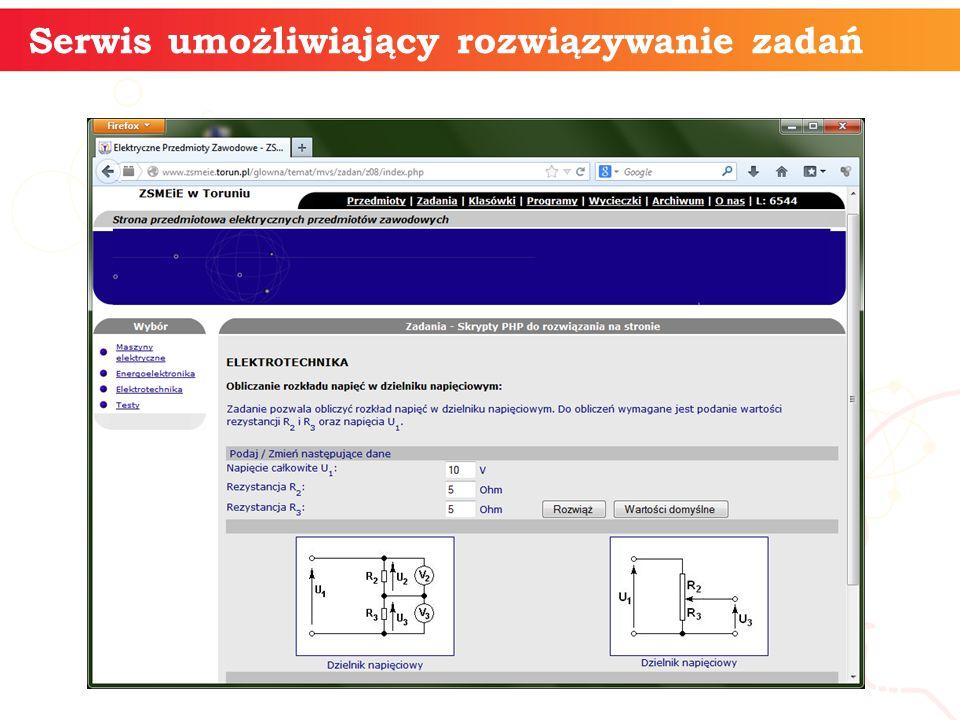 Serwis umożliwiający rozwiązywanie zadań informatyka + 10