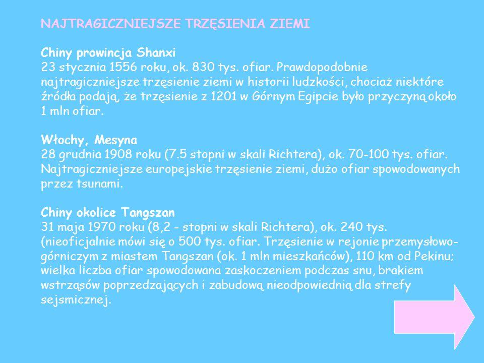 Źródła http://okiemprzyrodnika.blogspot.com/2011/03/trzesienia-ziemi.html