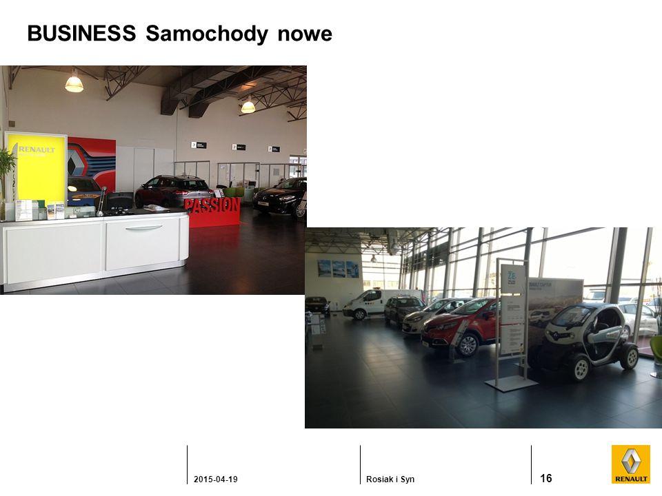 BUSINESS Samochody nowe 16 2015-04-19Rosiak i Syn