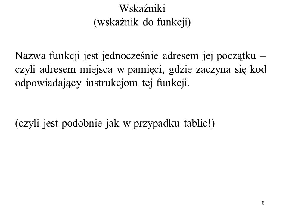 29 Jak czytać skomplikowane deklaracje.( Symfonia C++ J.Grębosz, 8.17.1).