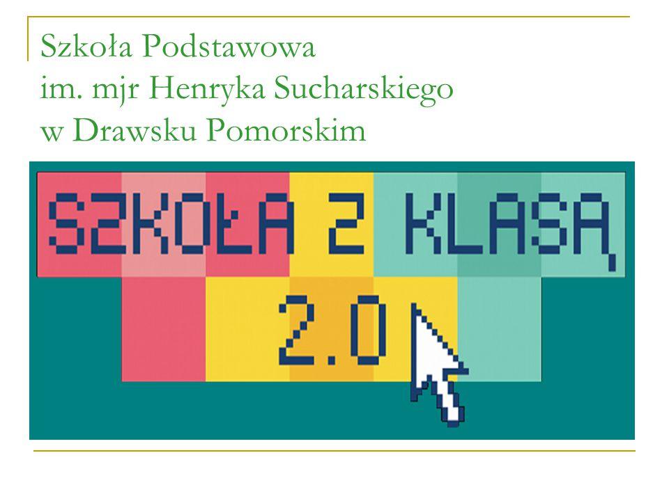 Szkoła Podstawowa im. mjr Henryka Sucharskiego w Drawsku Pomorskim