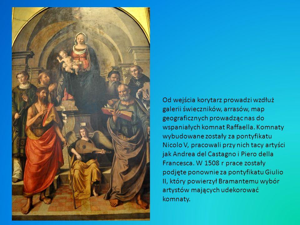 Muzeum zawiera także kolekcję posągów klasycznych, galerię obrazów najsłynniejszych światowych malarzy od XV do XIX wieku oraz bogate kolekcje sztuki