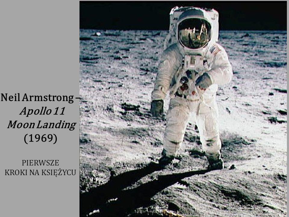 William Anders - Earthrise (1968) Wschód Ziemi widziany z jej księżyca