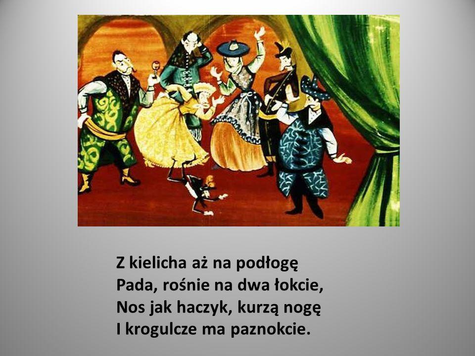 A, Twadowski, witam, bracie! To mówiąc bieży obcesem: Cóż to, czyliż mnię nie znacie.