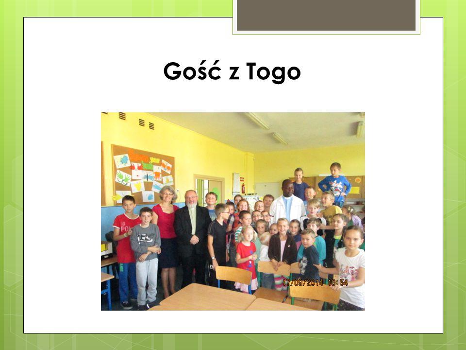 Gość z Togo