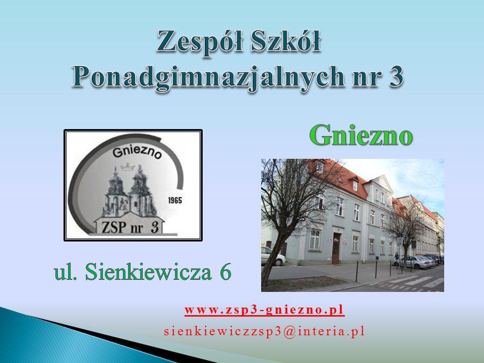 www.zsp3-gniezno.pl sienkiewiczzsp3@interia.pl