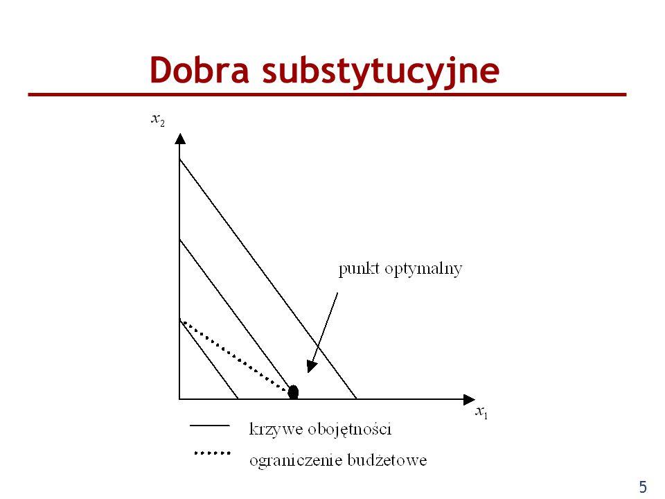 5 Dobra substytucyjne