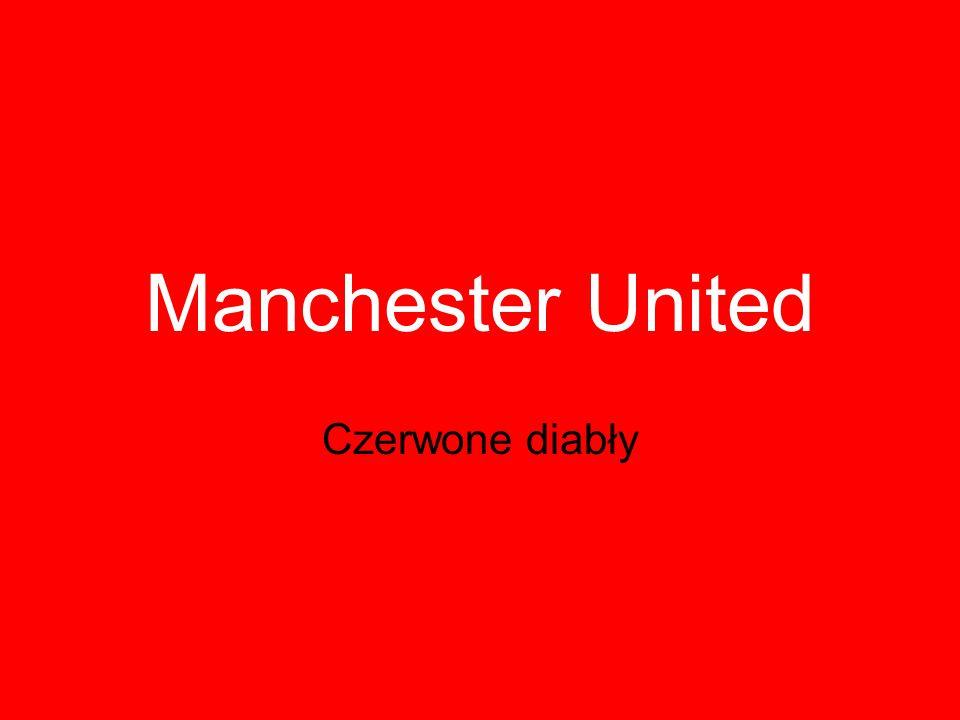 Manchester United Czerwone diabły
