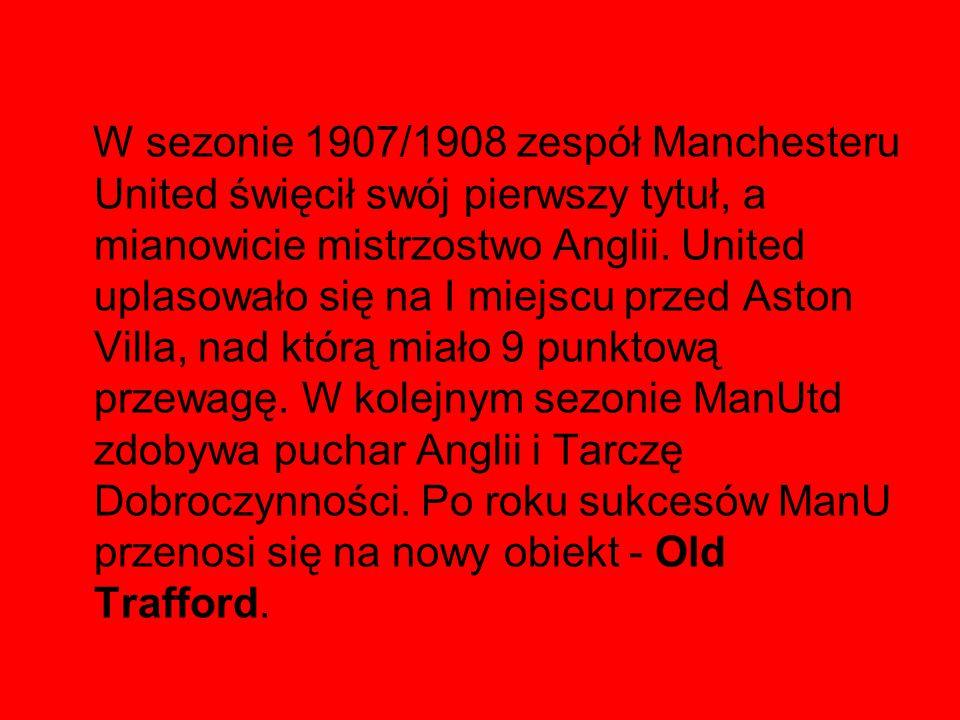 Manchester United – 1968 rok