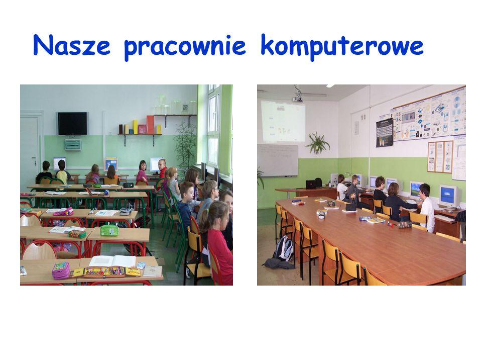 Stołówka szkolna ze smacznymi obiadami