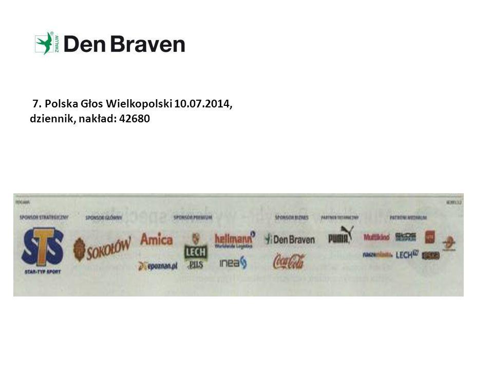 8. Builder 1.07.2014, miesięcznik, nakład: 10000