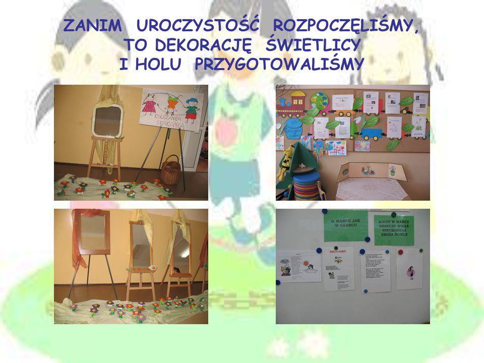 """DZIEŃ DZIEWCZYNEK W ŚWIETLICY SZKOLNEJ """"PSZCZÓŁKI 6 MARCA 2015 r."""