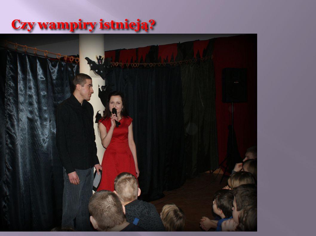 Czy wampiry istnieją?
