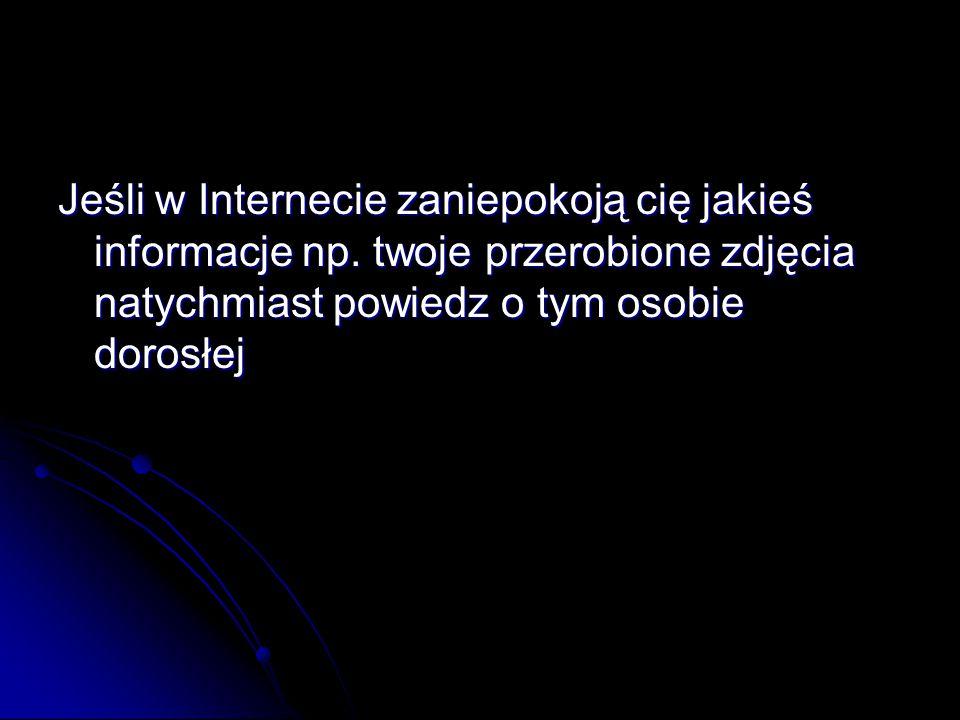 Prezentacj ę wykona ł a Basia Olszewska