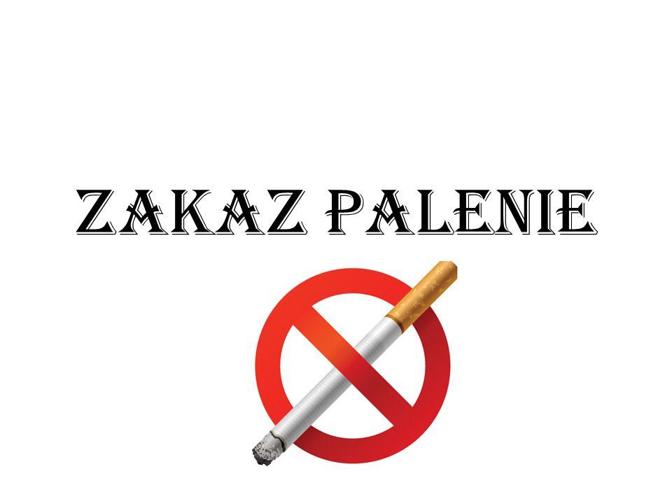 Zakaz Palenie Wiktoria Musielak