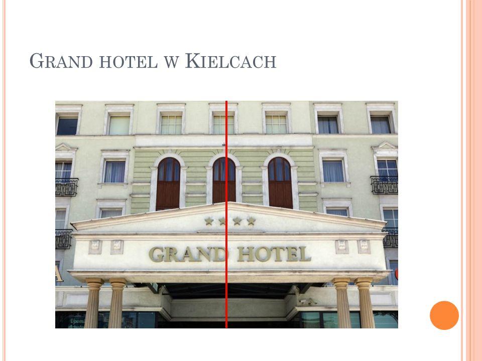 G RAND HOTEL W K IELCACH