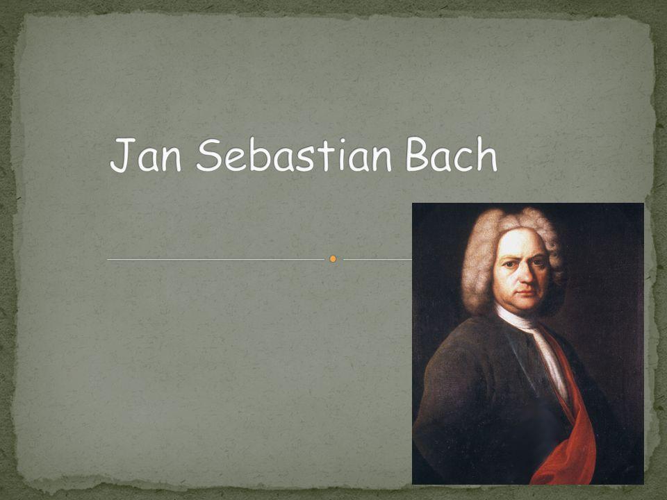 Pochodził z rodziny, której przedstawiciele od pokoleń zajmowali się muzyką… Urodził się w 1685 roku w Niemczech, w malowniczym miasteczku Eisenach [czyt.