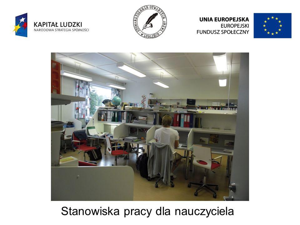 Prezentacja Gimnazjum nr 2 na spotkaniu z fińskimi nauczycielami