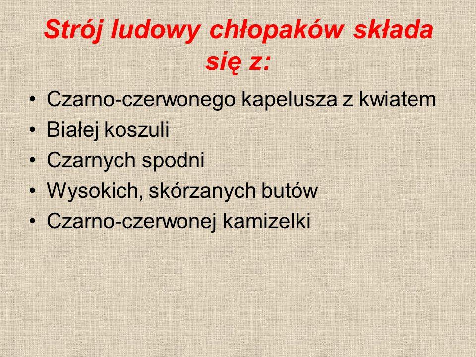 """""""Lubaszanki Zespół ten przedstawia pieśni ludowe."""