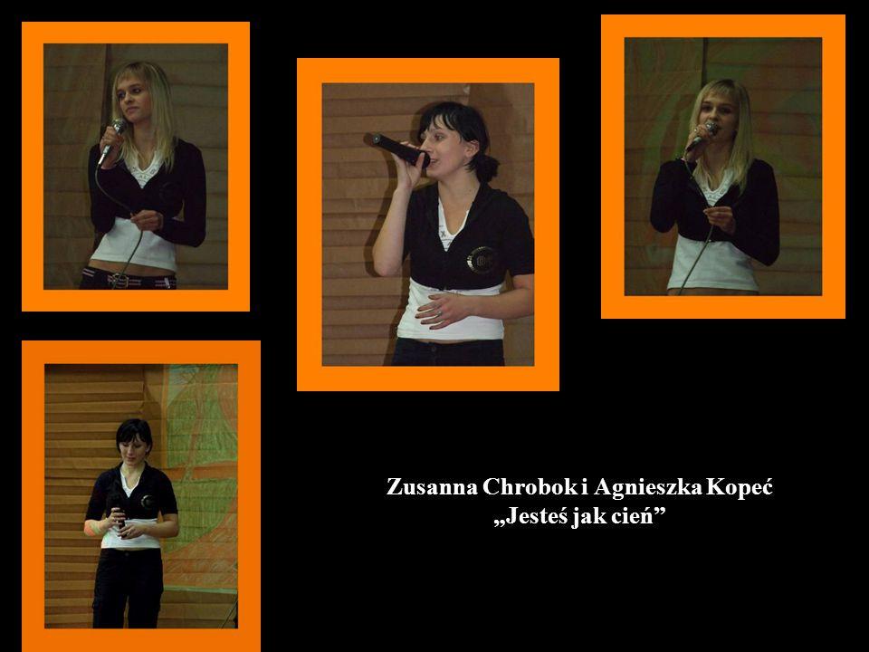 """Zusanna Chrobok i Agnieszka Kopeć """"Jesteś jak cień"""