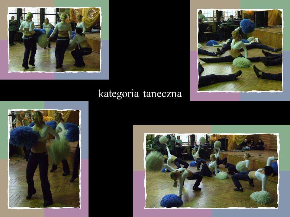 kategoria taneczna