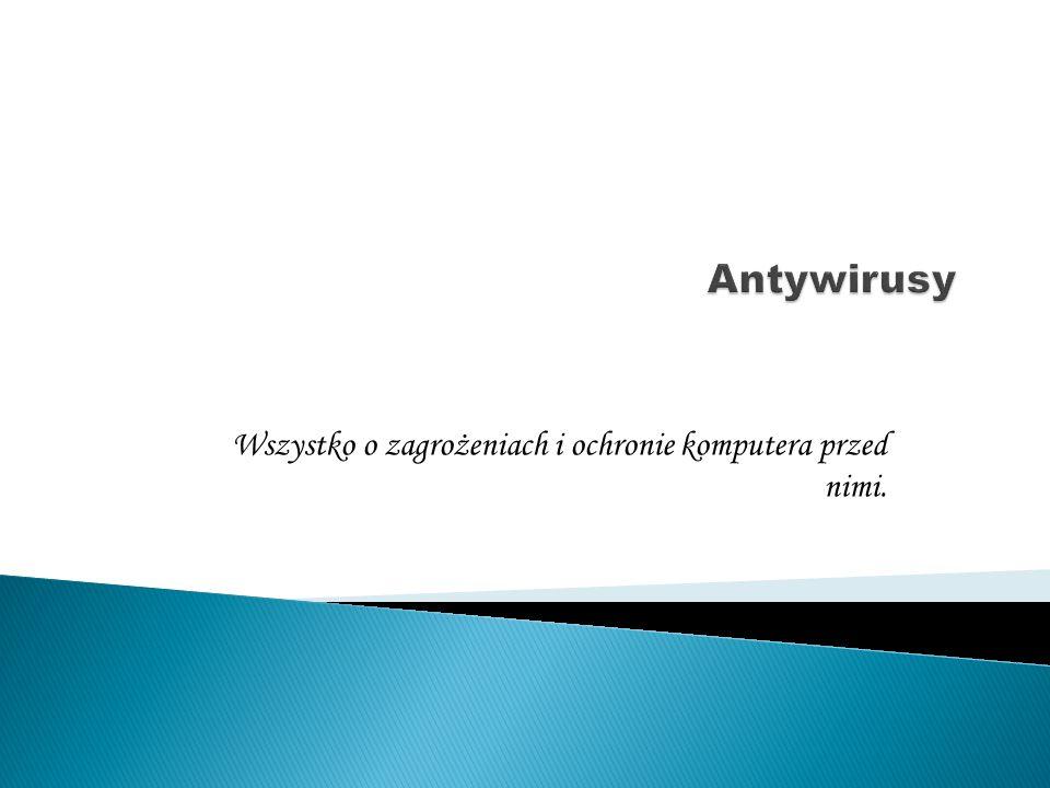 - Avast! - G DATA - McAfee - ESET NOD32