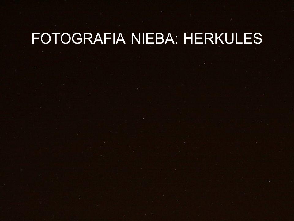 FOTOGRAFIA NIEBA: HERKULES
