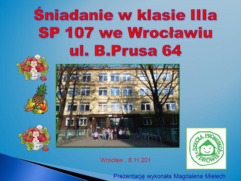 Wrocław, 8.11.201 Prezentację wykonała Magdalena Mielech