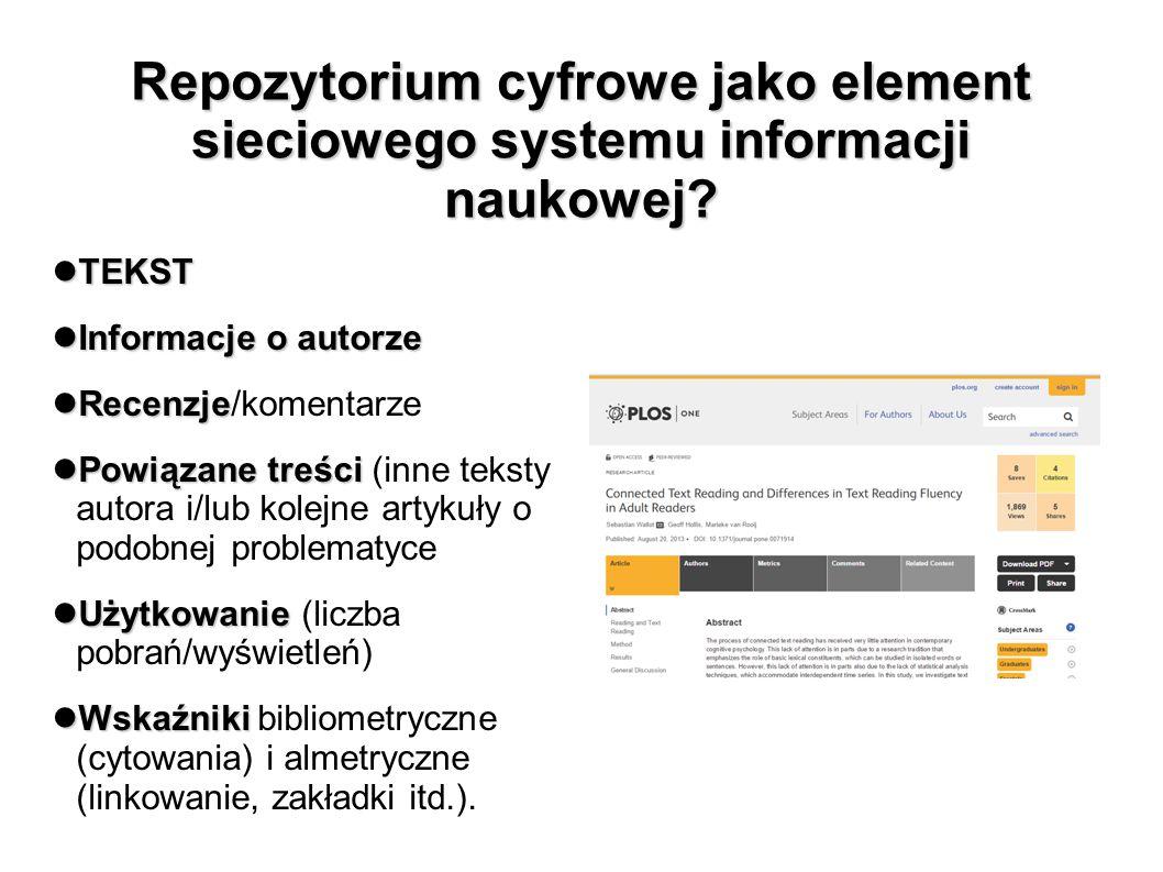 TEKST TEKST Informacje o autorze Informacje o autorze Recenzje Recenzje/komentarze Powiązane treści Powiązane treści (inne teksty autora i/lub kolejne