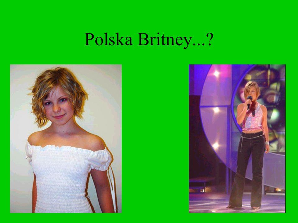 Polska Britney...?