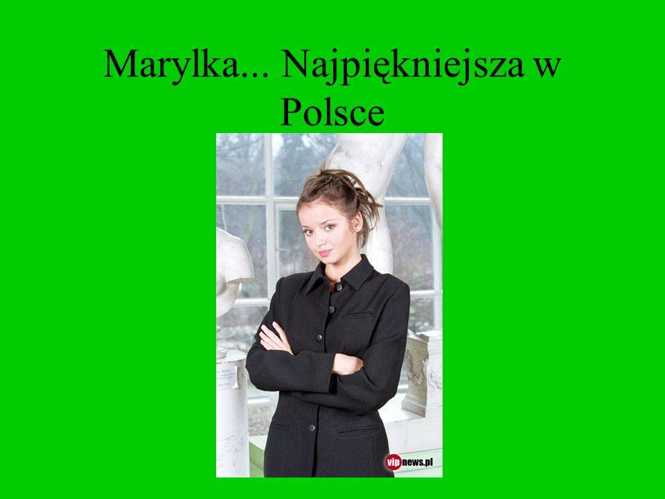 Marylka... Najpiękniejsza w Polsce