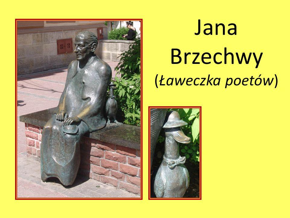 Jana Brzechwy (Ławeczka poetów)