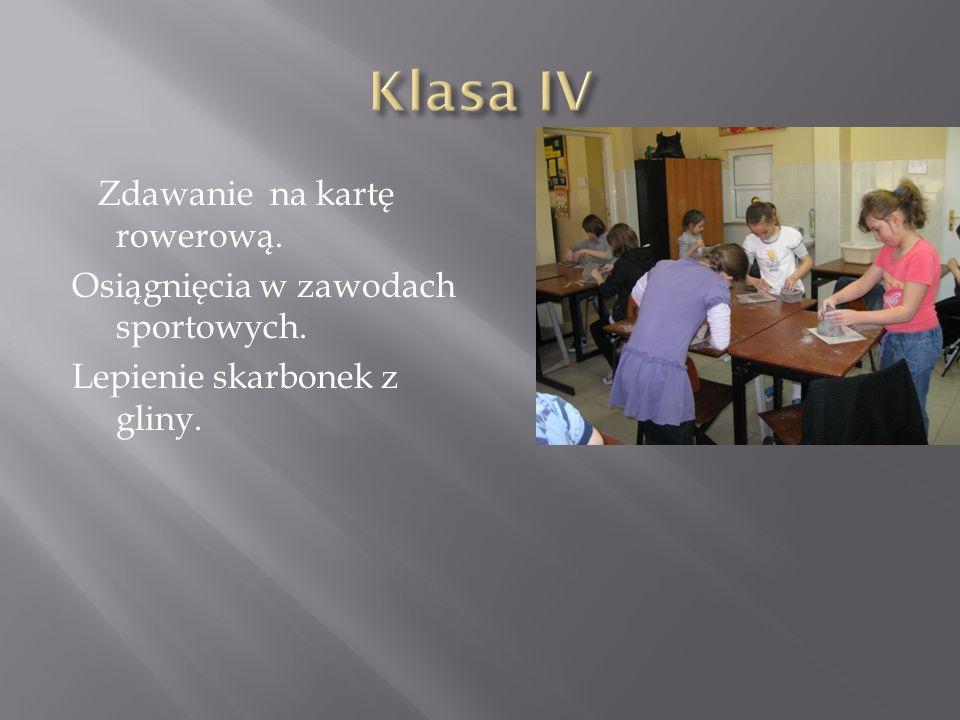  Do naszej klasy doszedł nowy uczeń Dawid Nawieśniak.