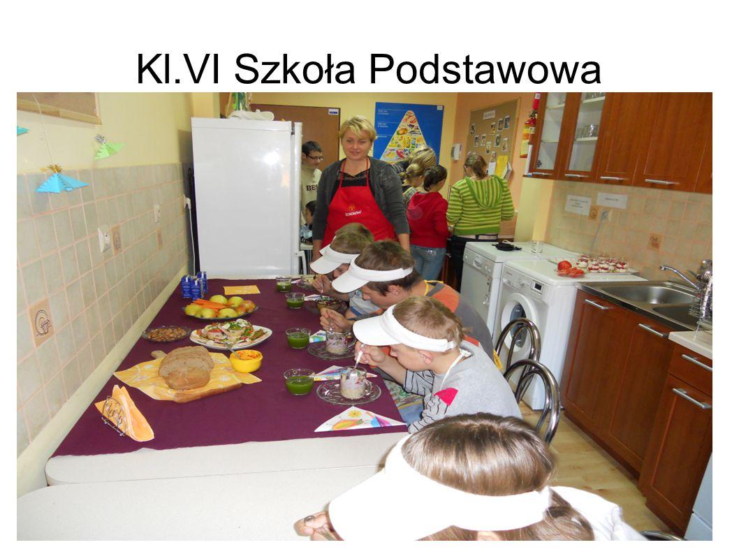 Kl.VI Szkoła Podstawowa