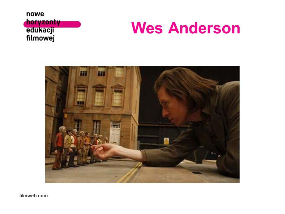 Wes Anderson filmweb.com