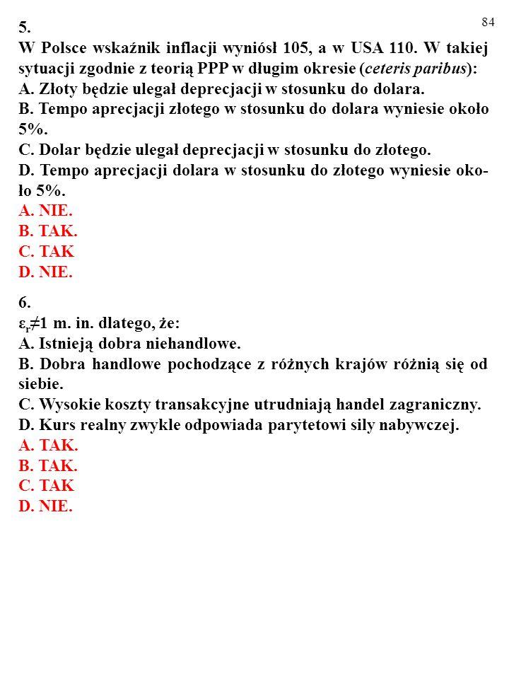 83 3.Kiedy ε r > 1: A. ε n ∙P k > P z. B. P k  i (lub) ε n .