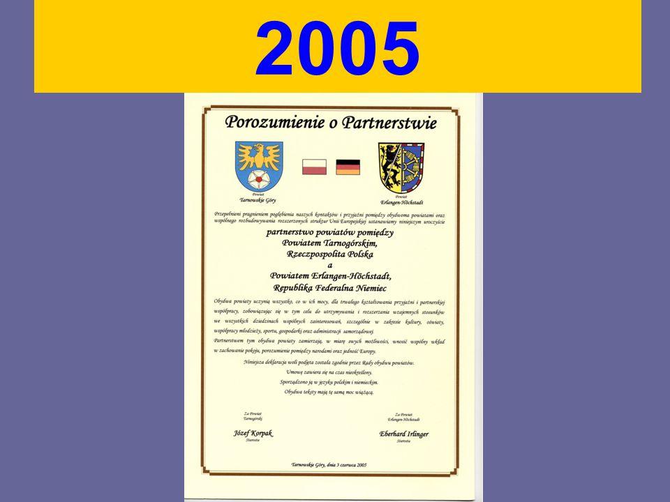 2006 Polskie Dni Kultury w Powiecie Erlangen - H ӧ chstadt kwiecień 2006