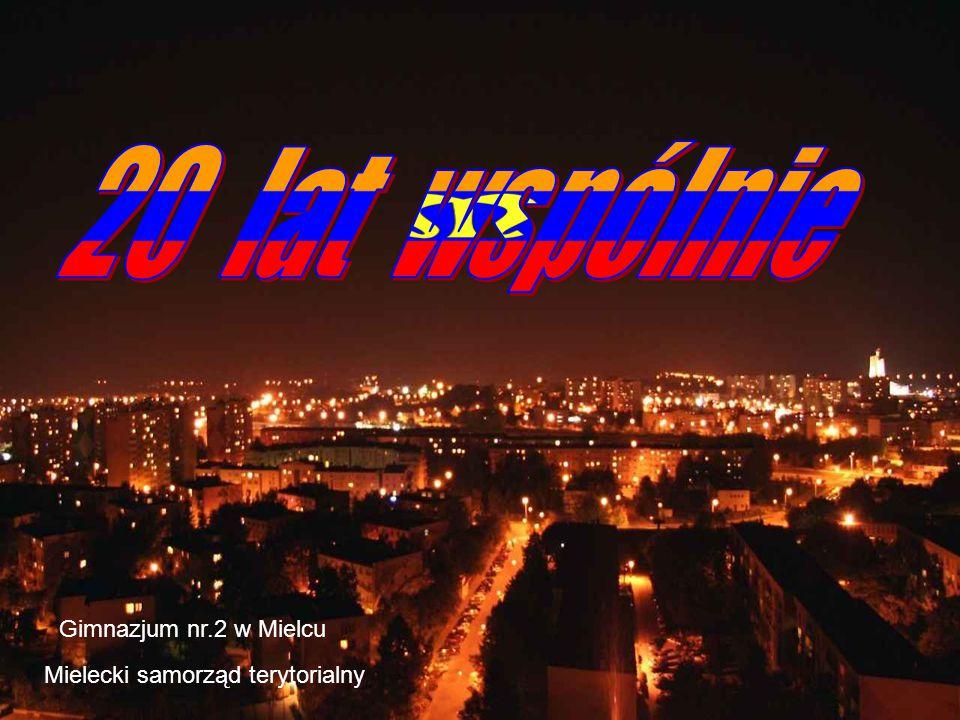 Gimnazjum nr.2 w Mielcu Mielecki samorząd terytorialny