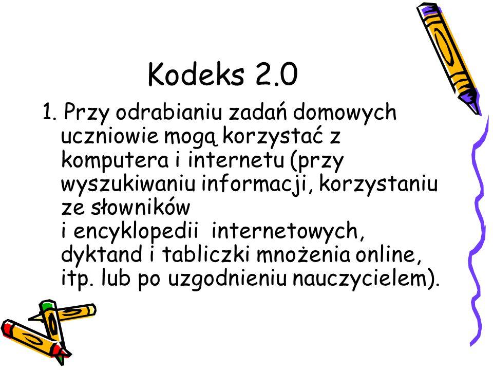 Kodeks 2.0 1.