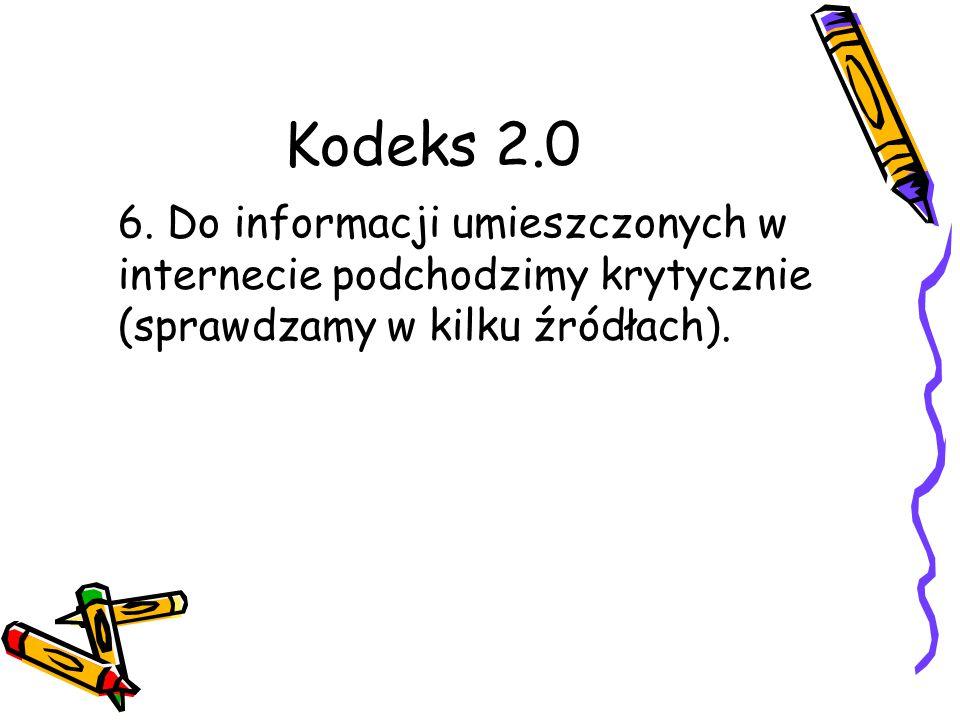 Kodeks 2.0 6.