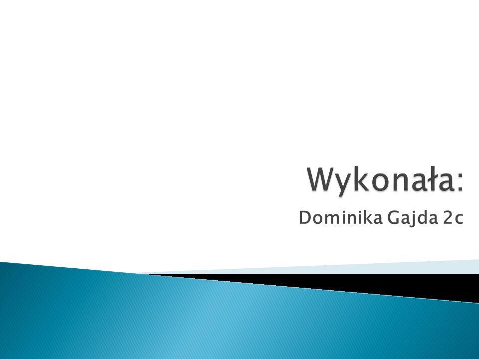 Dominika Gajda 2c