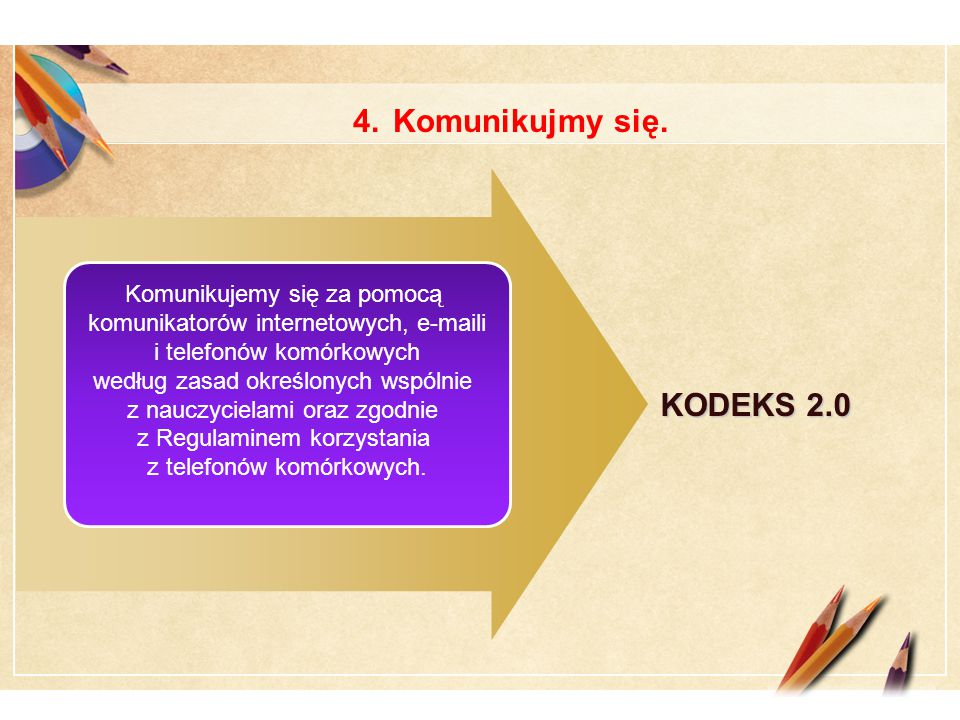 Click to edit Master text styles LOGO 4. Komunikujmy się.