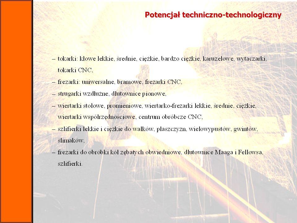 Potencjał techniczno-technologiczny
