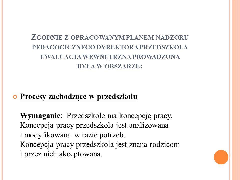 IV.W NIOSKI I REKOMENDACJE 1.
